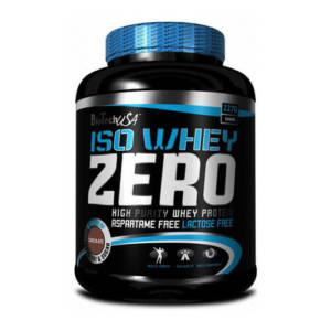 BioTech Iso Whey Zero lactose free (2270 гр)