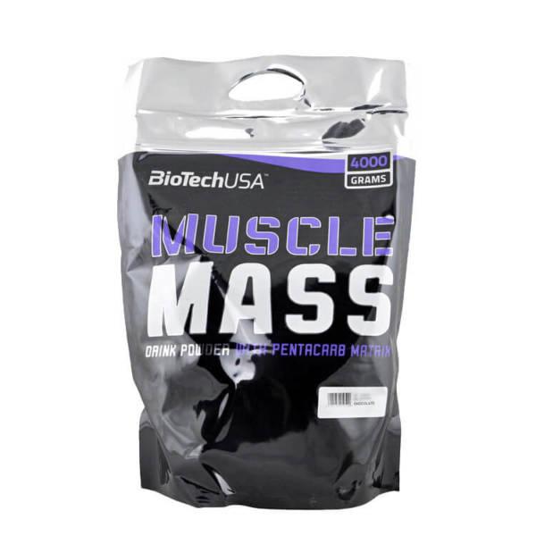 BioTech Muscle Mass (4000 гр)