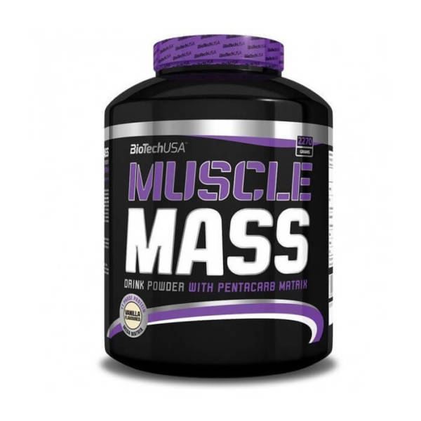 BioTech Muscle Mass (2270 гр)