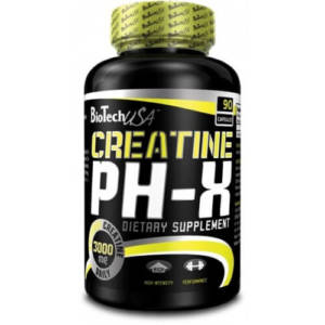 BioTech Creatine pH-X (90 caps)