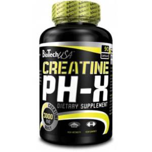 BioTech Creatine pH-X (90 caps)