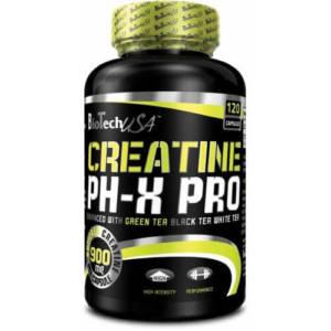 BioTech Creatine pH-X Pro (120 caps)