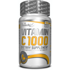 BioTech Vitamin C 1000 (100 таб)