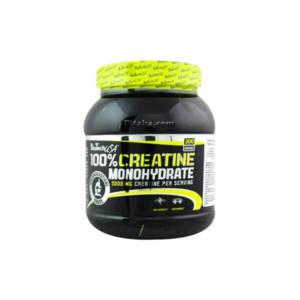 BioTech 100% Creatine Monohydrate (300 гр)