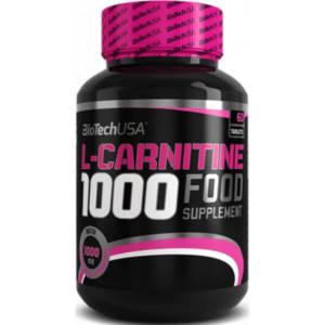 BioTech L-Carnitine 1000 mg (60 таб)
