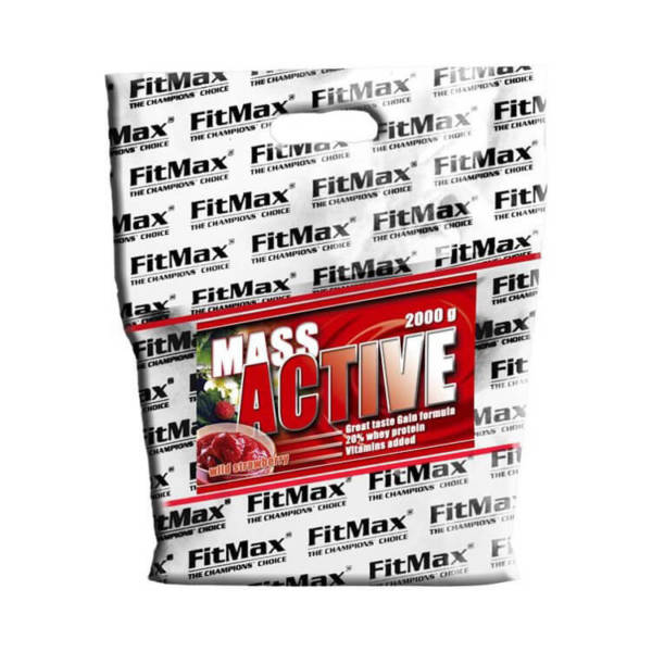 FitMax Mass Active (2000 гр)