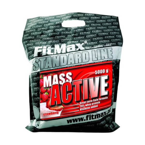 FitMax Mass Active (5000 гр)