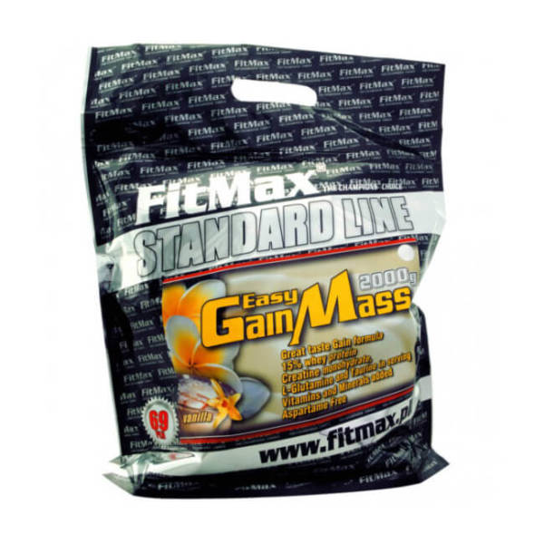 FitMax Easy Gain Mass (2000 гр)