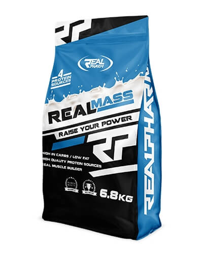 Real Pharm Real Mass (6800 гр)