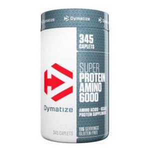 Dymatize Super Protein Amino 6000 (345 таб)