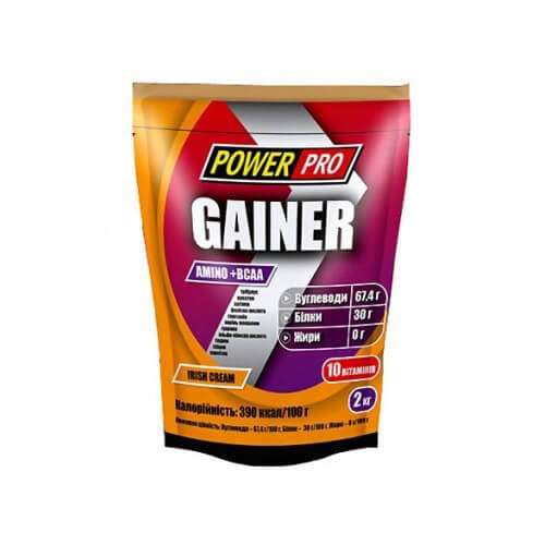 Power Pro Gainer (2000 гр)