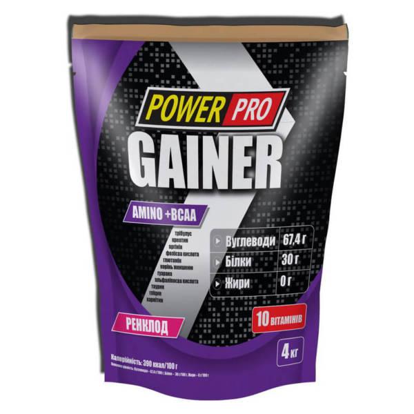 Power Pro Gainer (4000 гр)