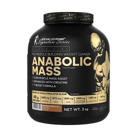 Kevin Levrone Anabolic MASS 40% protein (3000 гр)