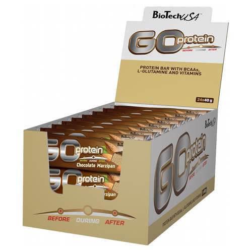 BioTech Go Protein Bar (40 гр)