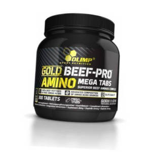 Olimp Gold BEEF-PRO Amino (300 таб)