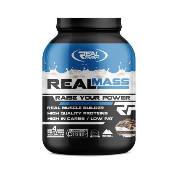 Real Pharm Real Mass (3600 гр)