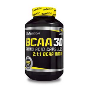 BioTech BCAA 3D (180 caps)