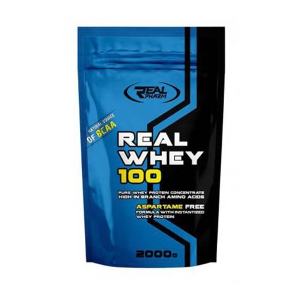 Real Pharm Real Whey 100 (2000 гр)