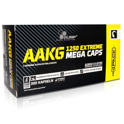 Olimp AAKG 1250 Extreme Mega Caps (300 caps)