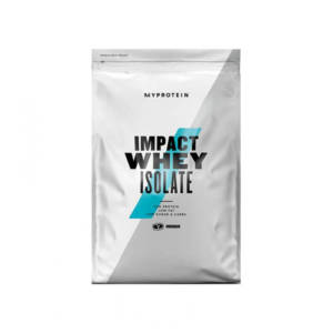 MyProtein Impact Whey Isolate (1000 гр)