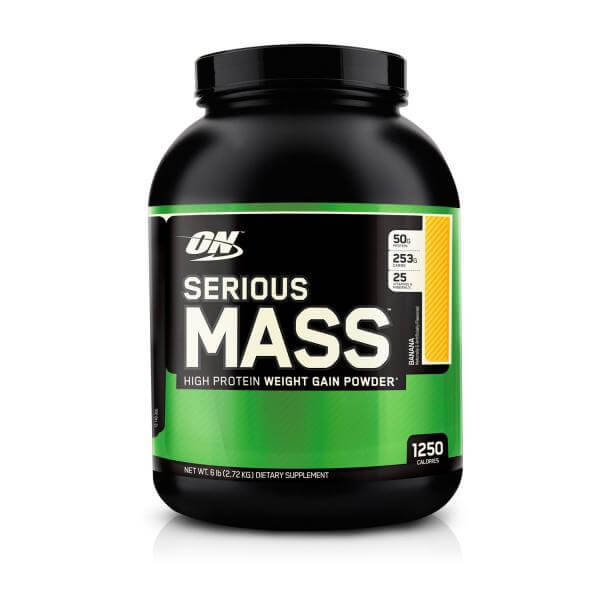 Optimum Nutrition Serious Mass (2700 гр)