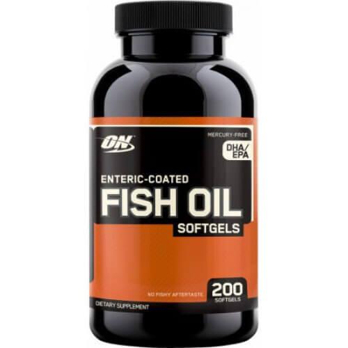 Optimum Nutrition Fish Oil (200 caps)