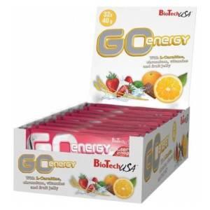 BioTech Go Energy Bar (40 гр)