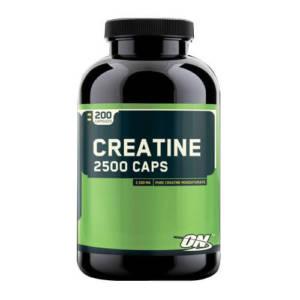 Optimum Nutrition Creatine 2500 (200 caps)