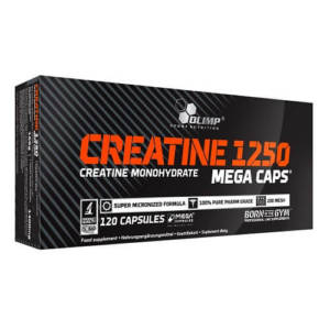 Olimp Creatine Mega Caps 1250 (120 caps)