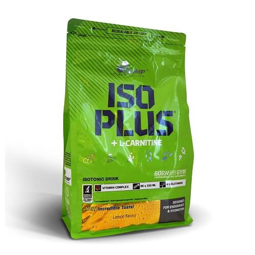 Olimp Iso Plus + L-Carnitine (1500 гр)