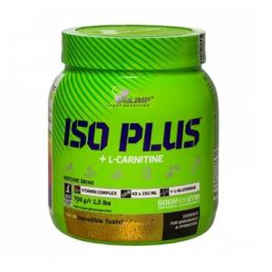 Olimp Iso Plus + L-Carnitine (700 гр)
