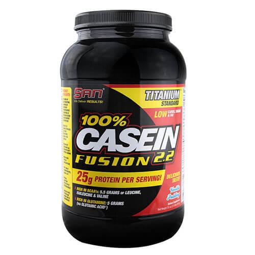 SAN 100% Casein Fusion (1000 гр)