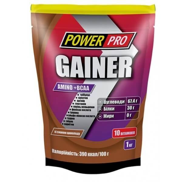 Power Pro Gainer (1000 гр)