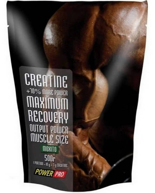 Power Pro Creatine Maximum Recovery (500 гр)