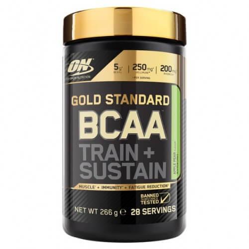 Optimum Nutrition BCAA Gold Standard (280 гр)