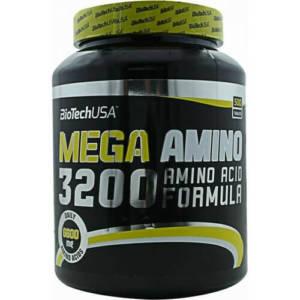 BioTech Mega Amino 3200 (500 таб)