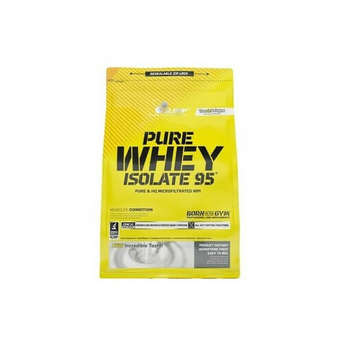 Olimp Pure Whey Isolate 95 (1800 гр)
