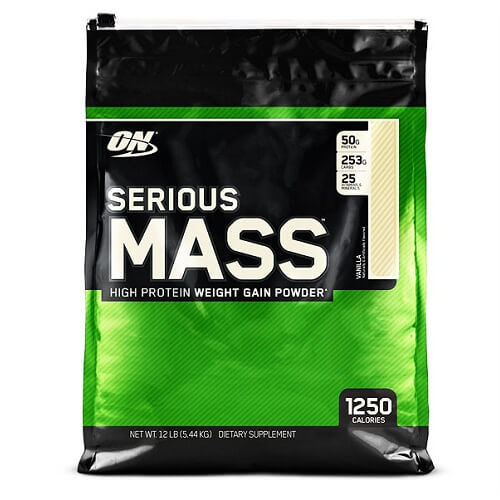 Optimum Nutrition Serious Mass (5450 гр)