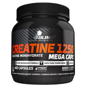 Olimp Creatine Mega Caps 1250 (400 caps)