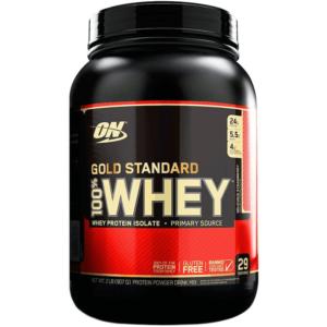 Optimum Nutrition 100% Whey Gold Standard (908 гр)