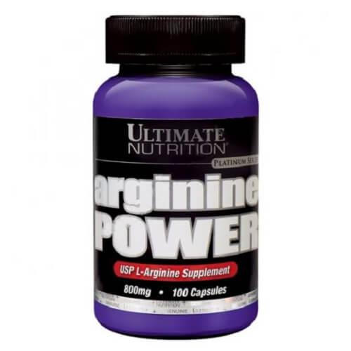 Ultimate Nutrition Arginine Power (100 caps)