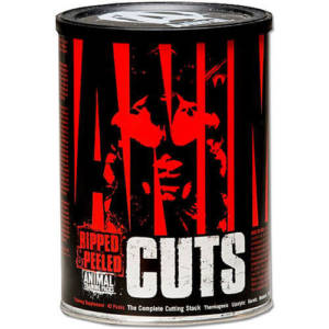 Universal Animal Cuts (42 пак)