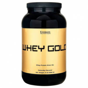 Ultimate Nutrition Whey Gold (908 гр)