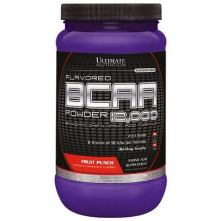 Ultimate Nutrition BCAA 12,000 (457 гр)