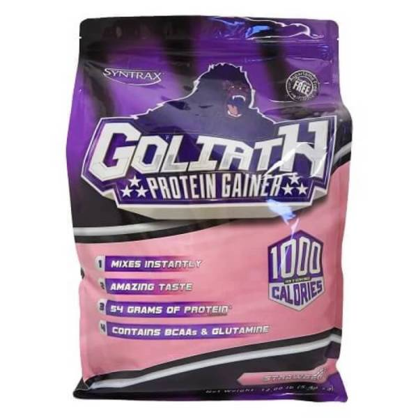 Syntrax Goliath Protein Gainer	 (5440 гр)