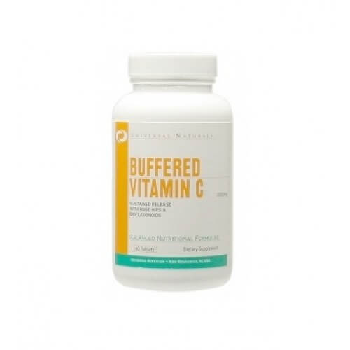 Universal Buffered Vitamin C (100 таб)