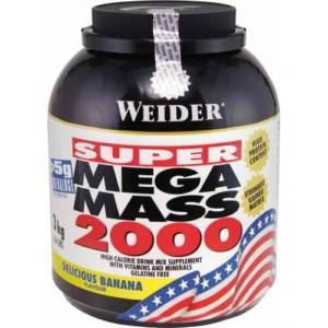 Weider Mega Mass 2000 (3000 гр)