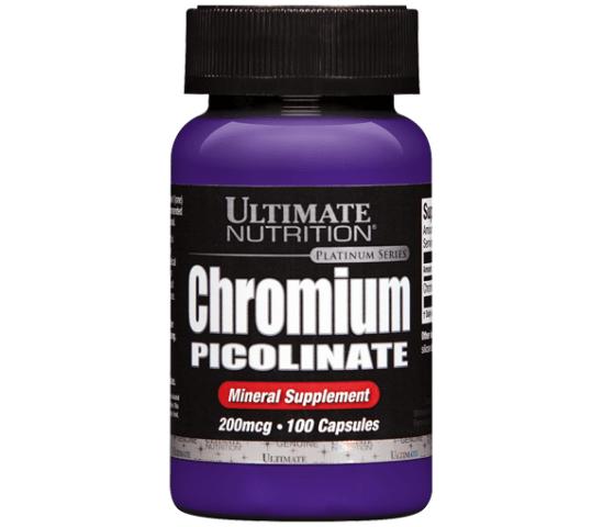 Ultimate Nutrition Chromium Picolinate (100 капс)