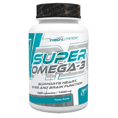 TREC nutritionSuper Omega-3 (120 caps)