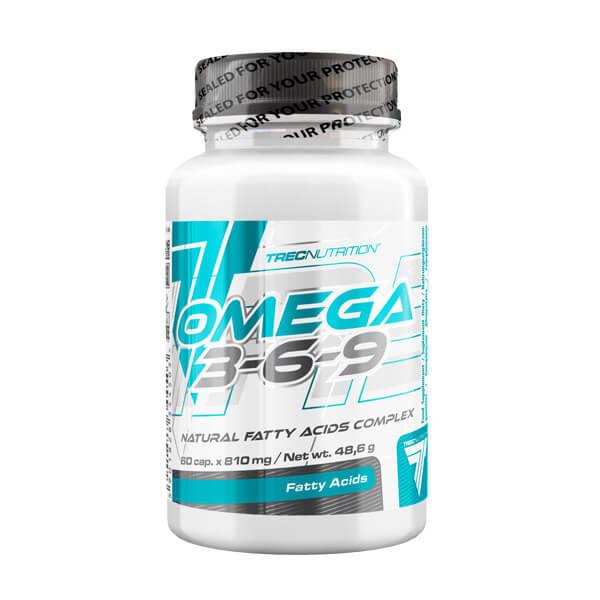 TREC nutritionOmega 3-6-9(60 caps)